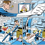 Reed Richards is a terrible parent, even by superhero standards. (Fantastic Four Versus the X-men #1)