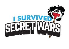 I SURVIVED SECRET WARS - Crossover events come and go, but poop jokes are forever. Design by Dylan Todd