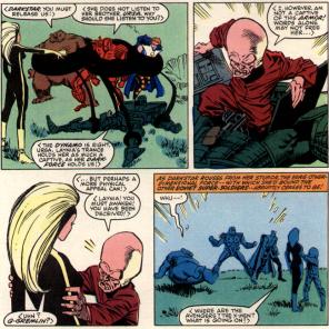 So, that happened. (X-Men vs. Avengers #3)