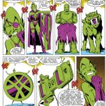 The Impossible Man X-Plains Uncanny X-Men Annual #7. (New Mutants Annual #3)