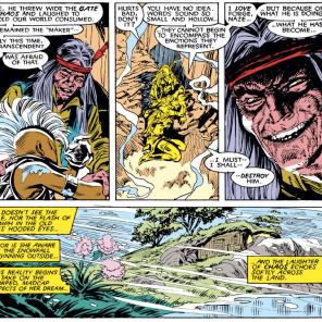 Oh, dear. (Uncanny X-Men #223)