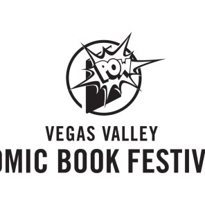 We're going to be guests at Vegas Valley Comic Book Festival on November 7! Come say hi, buy cool stuff, and be part of our second-ever live episode!