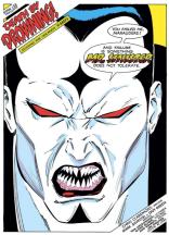 Mister Sinister's full-page debut! (Uncanny X-Men #221)
