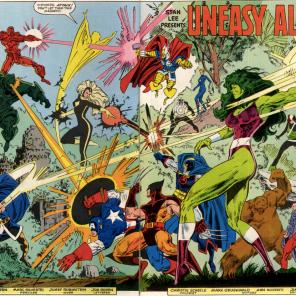 EVERYBODY FIGHT! (X-Men vs. Avengers #2)