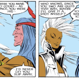 """Spirit and soul"" still counts. Take a drink. (Uncanny X-Men #221)"