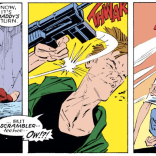 Madelyne Pryor is no one's damsel in distress. (Uncanny X-Men #221)