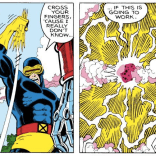 """I mean, look, there's a really good chance we're just going to straight-up explode."" (X-Men Annual #3)"