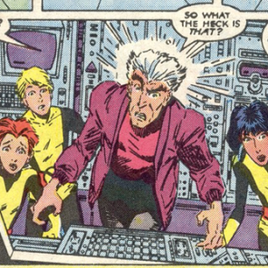 "That One Time Magneto Said ""Heck."" (New Mutants #57)"