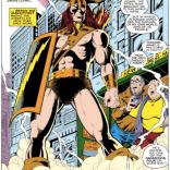 ARKON THE MAGNIFICENT! (X-Men Annual #3)