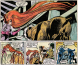 Contexts in which Medusa's superpower is not ridiculous: Yeah, we couldn't think of any, either. (X-Factor Annual #2)