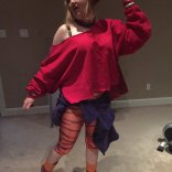 @galaxytravelin's stylin' Skids makes us SO happy.