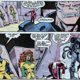 And then, Caliban joins the rest of the cast. (X-Factor #24)