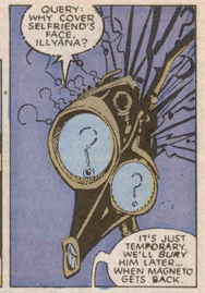 Even horses, Warlock. (New Mutants #61)
