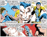 If I had a dollar for every time a stranger had given me an uncannily precise palm reading and then a tiny chess piece of myself... (Uncanny X-Men #225)