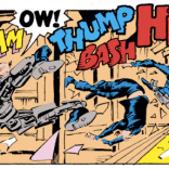 Those sound effects! (Uncanny X-Men #229)