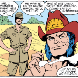 Alex. You're the Summers brother who can see colors. There is no excuse for this. (Uncanny X-Men #230)