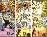 These panels could have come straight out of The Mighty Thor. (X-Factor #30)