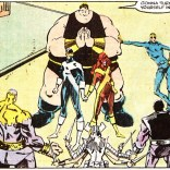 Aww, crap, they're holding hands - you know that means you guys are completely screwed, right? (X-Factor #30)