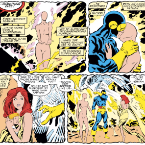 You know that thing where you have a really awful dream about someone you know, and you wake up really mad at them, and then you team up with demons and try to sacrifice a bunch of babies and turn New York into Hell? Yeah, me, too. (Uncanny X-Men #233)