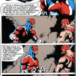 We have never identified so hard with Captain Britain as we did in this moment.