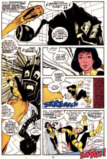 Warlock, never change. (New Mutants Annual #4)