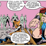 Y'know, most people would just send a C&D. (X-Factor #33)