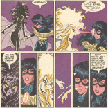 "The problem with this era is that we can't describe anything as ""sinister"" without implications. (New Mutants #68)"