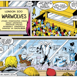 This cannot POSSIBLY end well. (Excalibur #2)