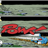 And so it goes. (Excalibur #3)