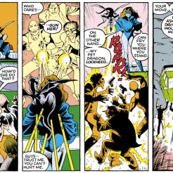 Well done, Kitty. (Excalibur #3)
