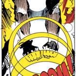 This panel is awesome, which is probably why there are going to be a lot of callbacks to it. (X-Factor #38)