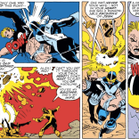 This sequence is kind of a great encapsulation of a lot of Scott and Alex's relationship. (X-Factor #38)