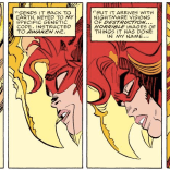 Jean's rocky and reluctant alliance with the Phoenix force makes each of them a good deal more interesting. (X-Factor #38)