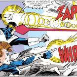 """We'll need to harness the power of all of our best sound effects!"" (X-Factor #38)"