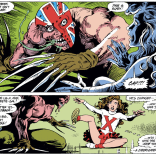 And now for something completely different! (Excalibur #7)