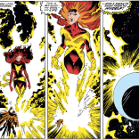 Jean, Madelyne, or Phoenix; her story at its best will always be about self-determination. (Uncanny X-Men #242)