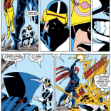 Scott Summers' Life Is An Actual Anxiety Dream, chapter infinity. (X-Factor #39)