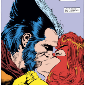 No, it's not. (Uncanny X-Men #242)