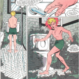 Actually, no. Your house isn't safe, either. (Power Pack #42)