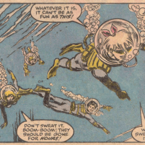 I want to go to school on Ship. (New Mutants #76)
