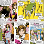 That time Kitty Pryde and the X-Babies stole Chris Claremont's car. (Excalibur: Mojo Mayhem)