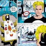 This way, no one will ever forget where to sit! Also, tragedy. So much tragedy. (Uncanny X-Men #249)
