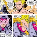Goodbye, Havok. (Uncanny X-Men #251)