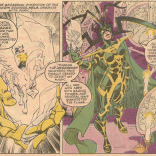 Aw, man, Hela is such a fun villain. (New Mutants #78)