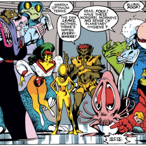 I LOVE THEM SO MUCH. (Excalibur #13)