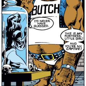 This guy. (Excalibur #12)
