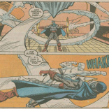 Damn, but that's satisfying. Not quite punching-a-pterosaur satisfying, but still not half bad. (X-Factor #45)