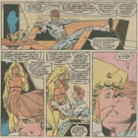 Iceman's core personality traits involve both reluctance to kill and overcompensating like whoa. (X-Factor #49)