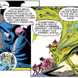 Much disguise very mystery. (Excalibur #17)