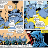 Nigel Frobisher: a jerk in any universe. (Excalibur #17)
